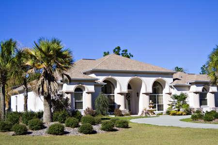 mediaan: Een mooi huis in Florida