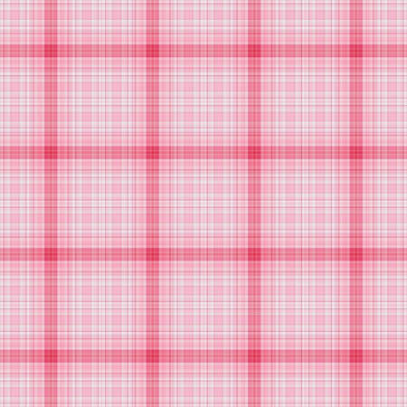 SEAMLESS pink plaid background - inspired by spring hydrangea