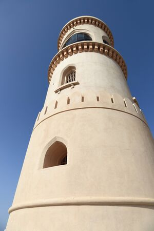 sur: Sur lighthouse, Oman