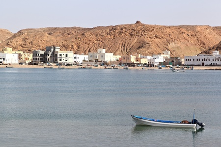 Sur fishing village, Oman