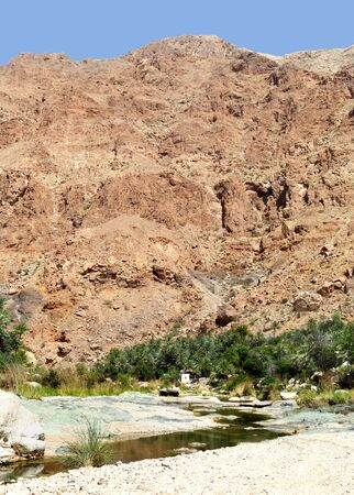 Oman Nature Stock Photo