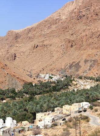 wadi: Wadi Village, Oman