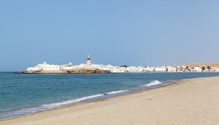 Sur, Oman Stock Photo