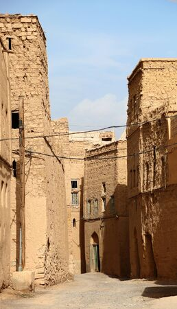 Al-Hamra Village, Oman