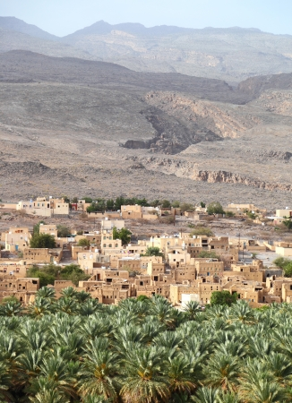 Al-Hamra, Oman