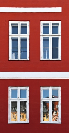Copenhagen Relections  Nyhavn