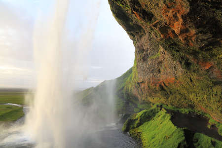 Amazing Iceland  Seljalandsfoss Waterfall