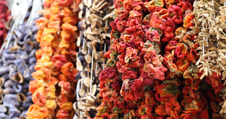 Hortalizas Secas, Estambul