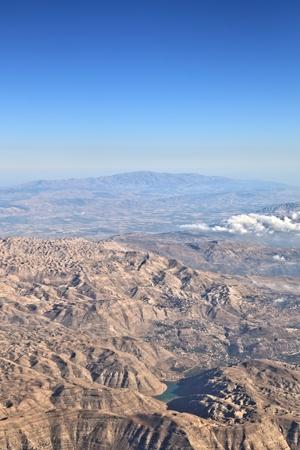 Lebanon Mountains Stock Photo