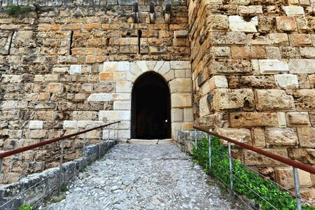 lebanon: Byblos Crusader Castle, Lebanon