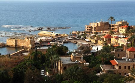 Byblos, Lebanon Stock Photo