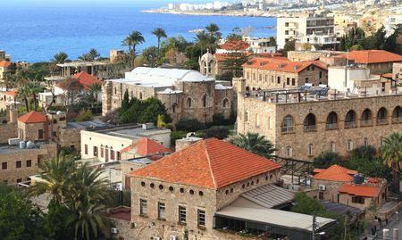lebanon: Byblos, Lebanon Stock Photo