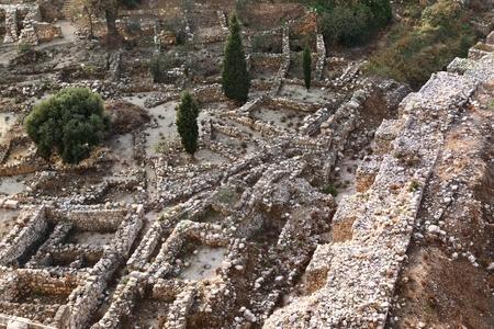 Byblos Ruins, Lebanon
