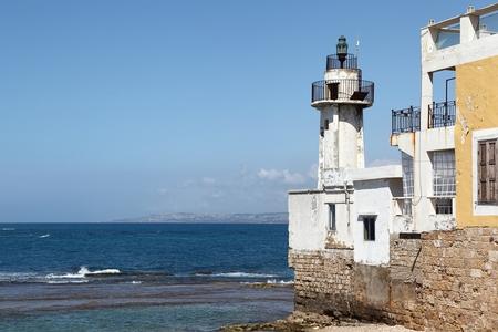 lebanon: Tyre Lighthouse, Lebanon