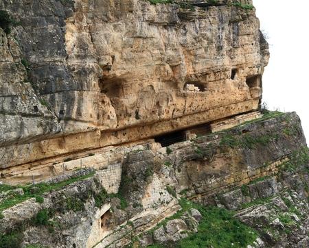 lebanon: Niha Fortress, Chouf, Lebanon