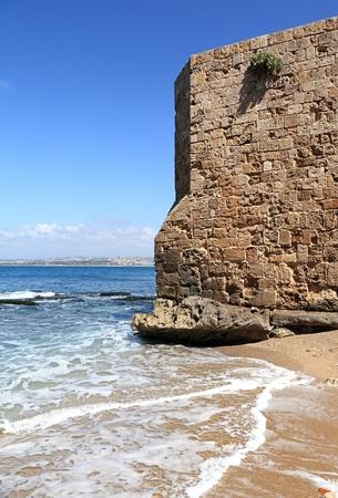 lebanon beach: Tyre, Lebanon