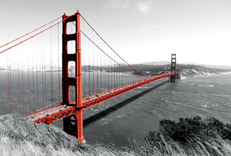 portones: Golden Gate Bridge