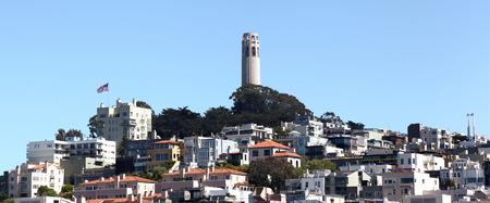 telegraph hill: San Francisco