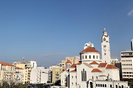 beirut: Beirut Skyline