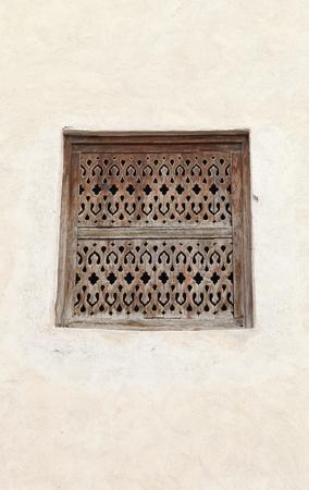 gcc: arabesque window