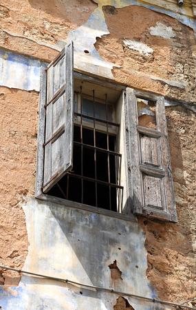 beirut: Beirut window Stock Photo