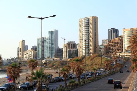lebanon beach: Beirut, Life in the City