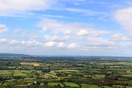 irish landscape: Irish Landscape Stock Photo