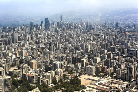 beirut: Aerial View, Beirut