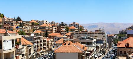 Zahle Panorma, Lebanon