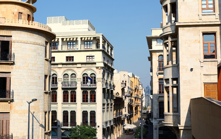 Downtown Beirut, the souks