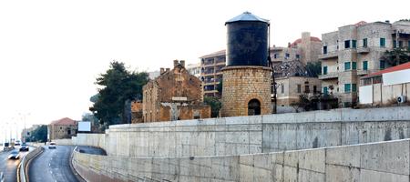 Bhamdoun, Lebanon Stock Photo