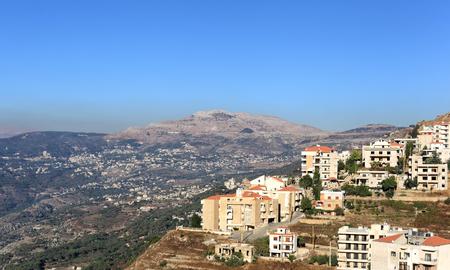 Lebanon mountain landscape