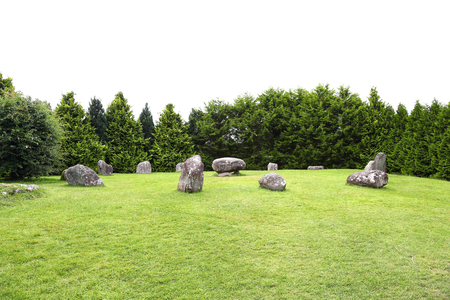 irish culture: Kenmare Stone Circle, Ireland