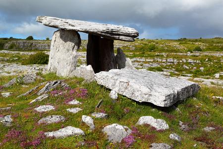 Poulnabrone Tomb, Ireland
