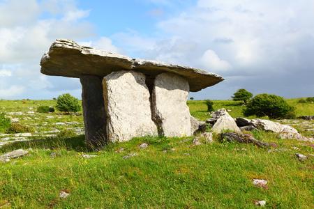 Poulnabrone Portal Tomb, Ireland