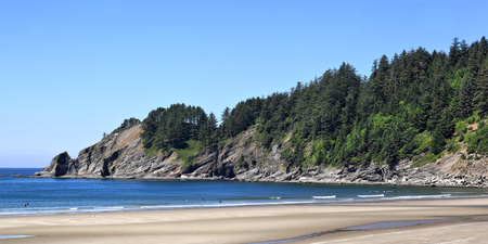 Short Sand Beach , Oswald West, Oregon