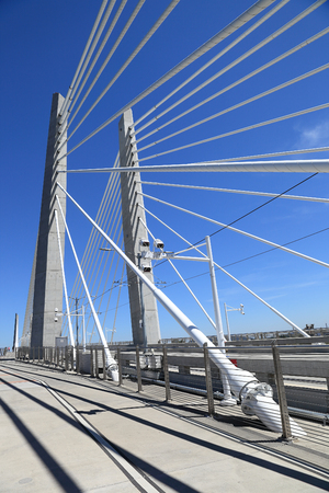 Tilikum Bridge, Portland (Oregon)