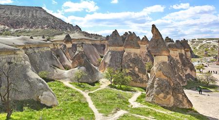 Turkey Landscape Cappadocia