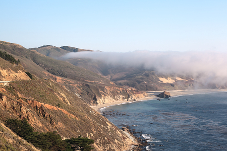 Big Sur, California Stock Photo