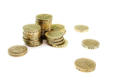 gbp: Money stacks GBP