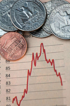 Finances - shallow dof