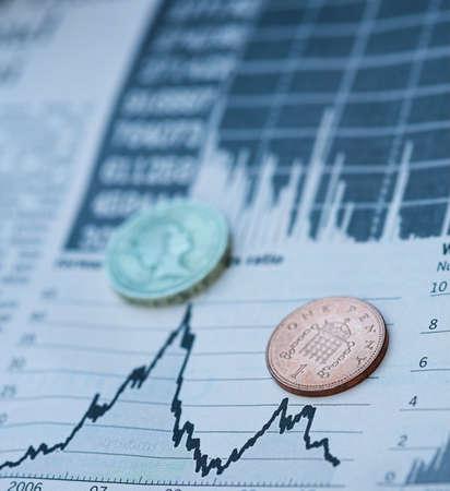 Finances - shallow dof  photo