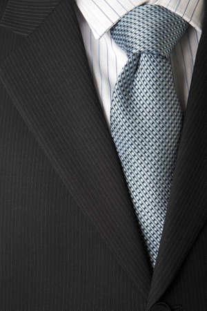traje: Empate de camisa & Foto de archivo