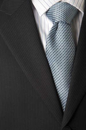 suit tie: Shirt & Tie Stock Photo