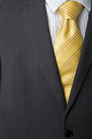 Shirt & Tie Standard-Bild
