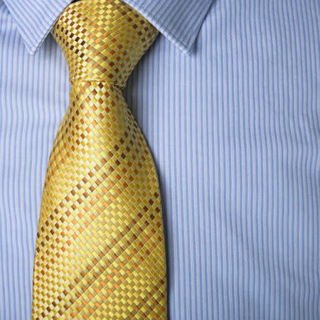 Shirt & Tie Stock Photo