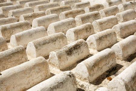 Jewish cemetery - Marrekesh
