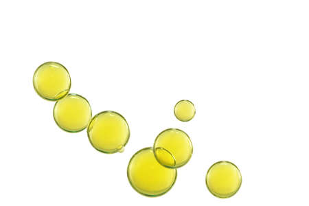 Large yellow circles overlapping