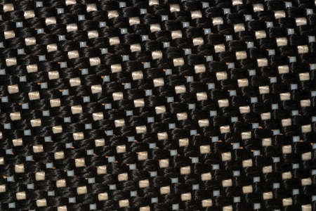 A dark fabric with a nice light pattern.