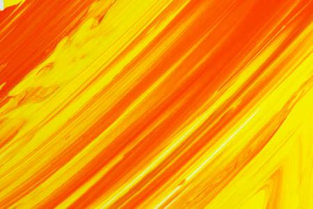 A warm colored surface in hot yellow and oarnge colors 写真素材